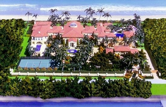 億万長者の家 13