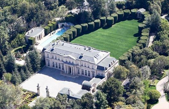 億万長者の家 16
