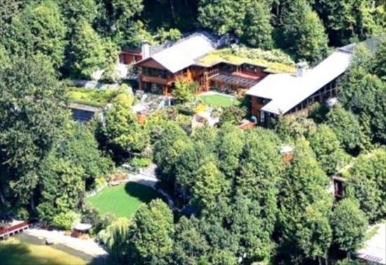 億万長者の家 17