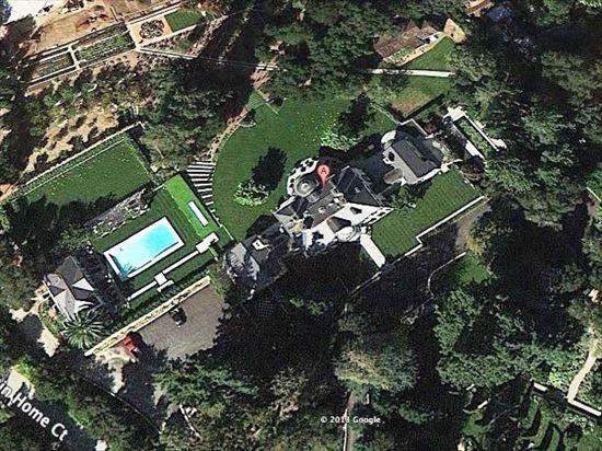 億万長者の家 18