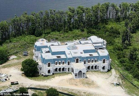 億万長者の家 21