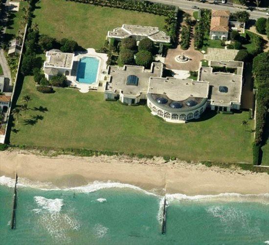 億万長者の家 24