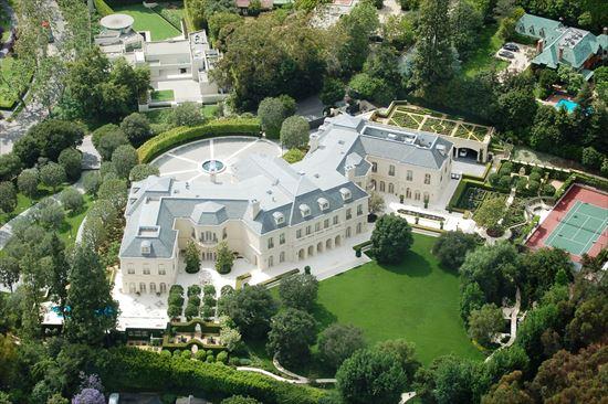億万長者の家 9