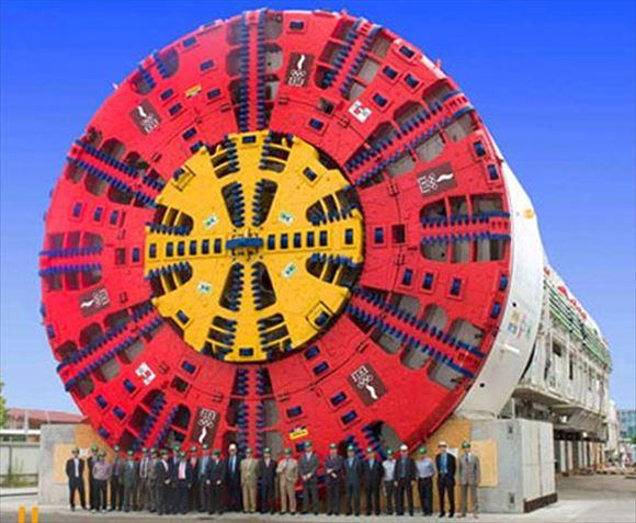 巨大機械 14