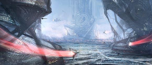 未来の世界 10