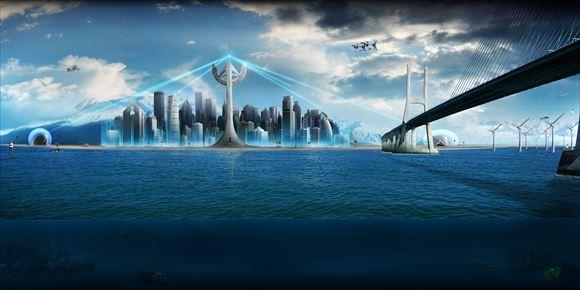 未来の世界 11