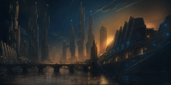 未来の世界 15