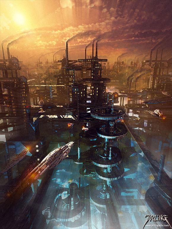 未来の世界 19