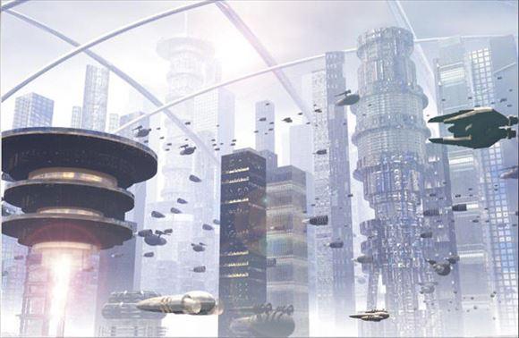 未来の世界 21