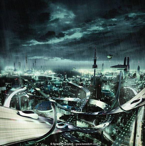 未来の世界 22