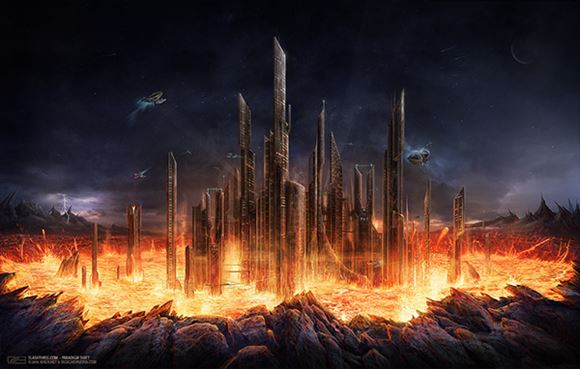 未来の世界 23