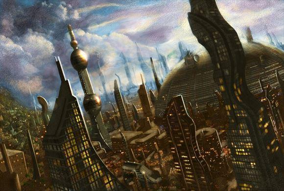 未来の世界 25
