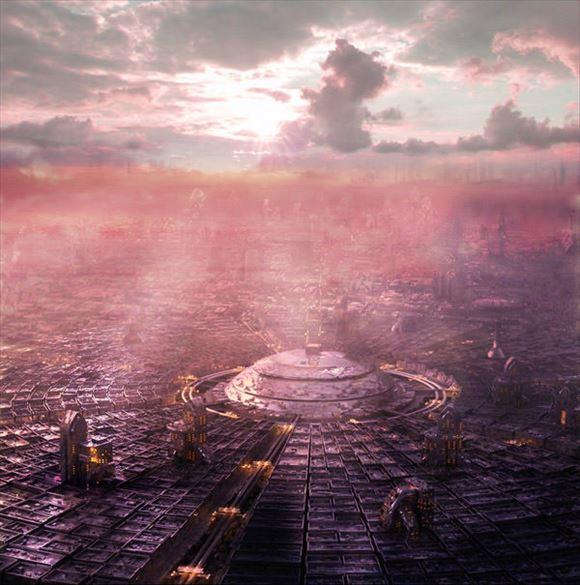 未来の世界 8