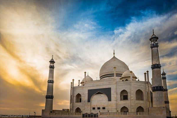 美しいモスク 1