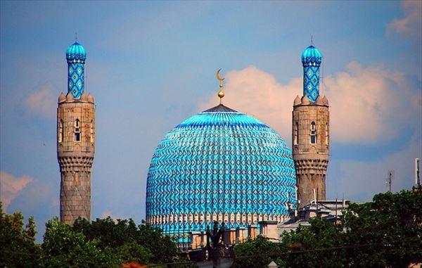 美しいモスク 13