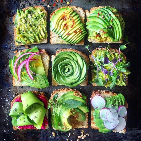 美しい食べ物 10